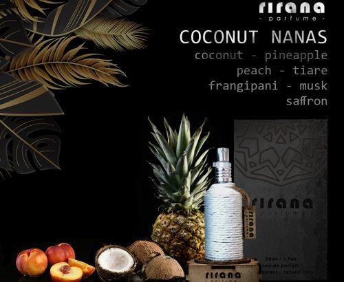 coconut nanas